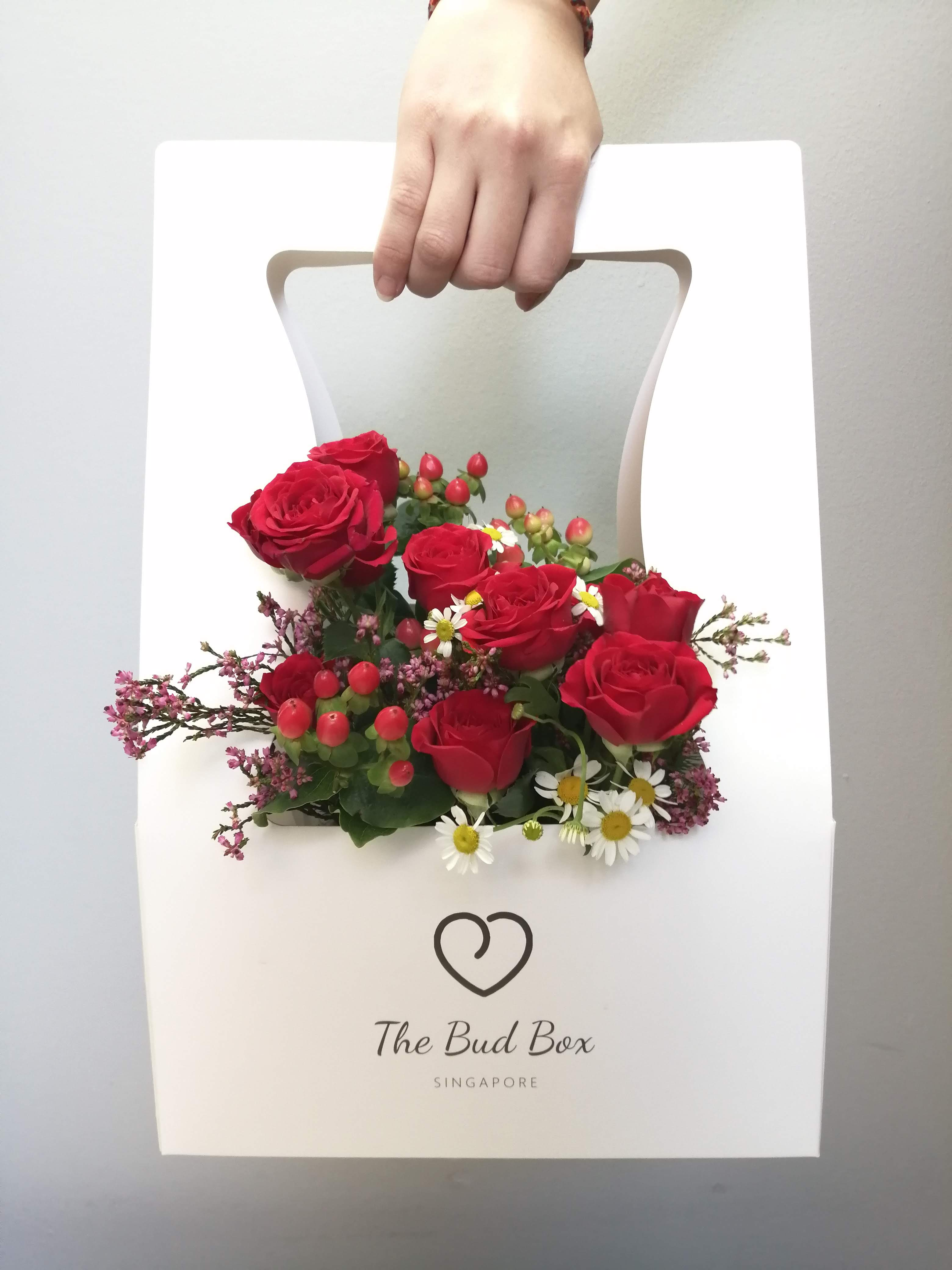 Bud Box for 8th June - Bloom in a Box