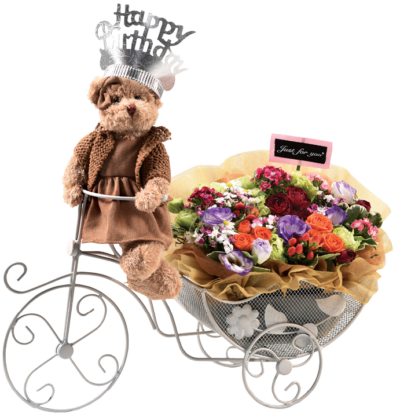 Joaquim Florist Singapore Review | The Bud Box Singapore | SGD 30 Free Delivery