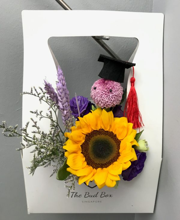 Graduation Special - The Bud Box Singapore