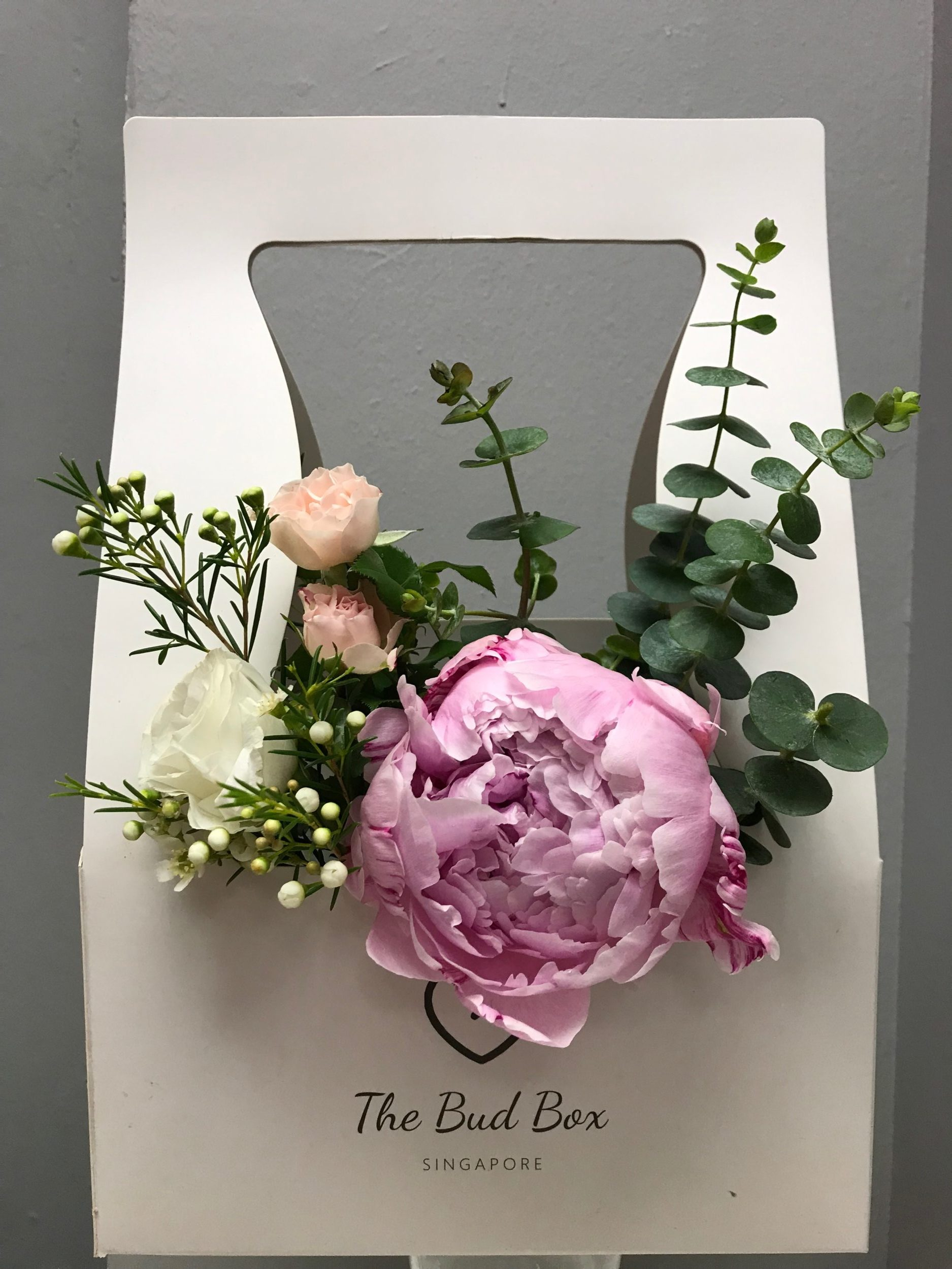 Peonies for the weekend - Bud Box for 6 to 8 July - Bloom in a Box