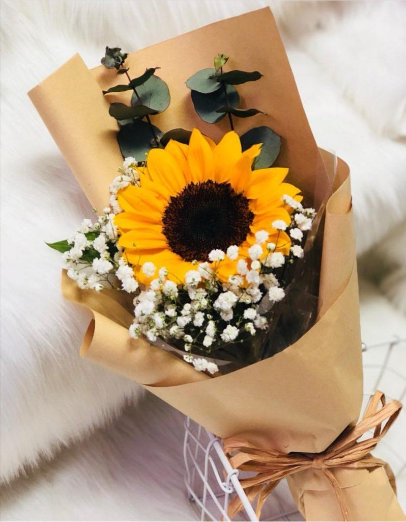 Graduation Bouquets for him - Floral Garage Singapore