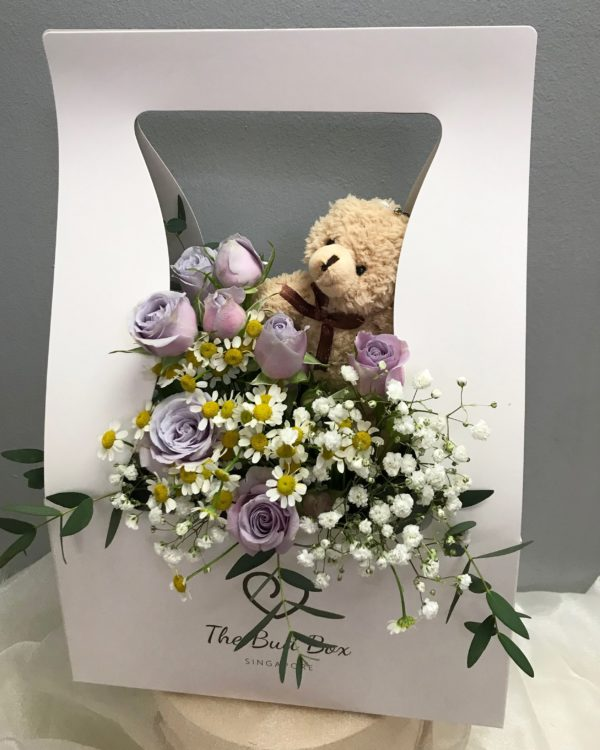12 sep - flower bud box