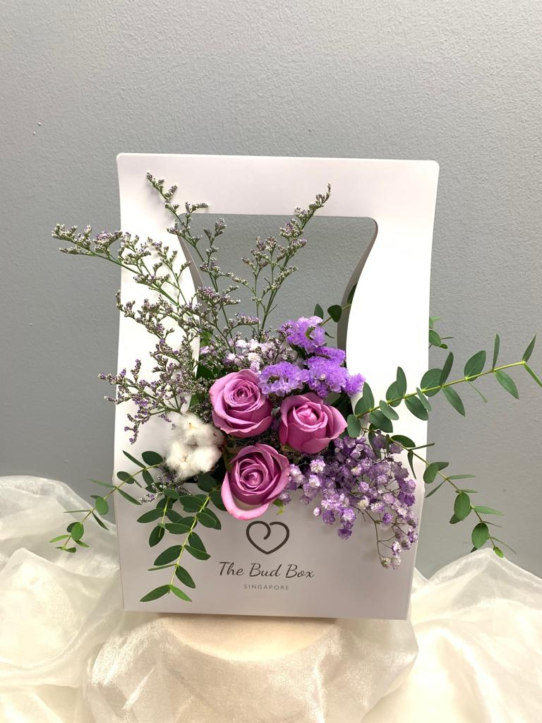 19 sep - flowers in a box | flower box delivery