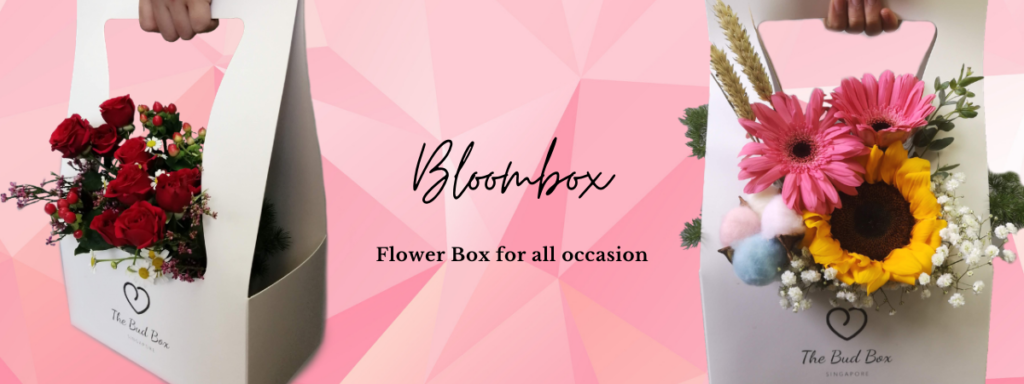 Bloombox Flower Box Singapore