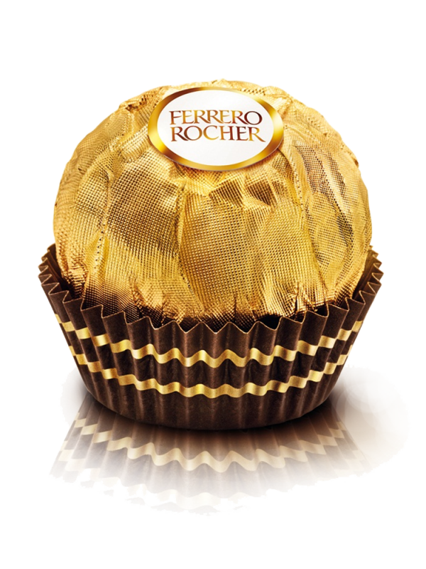 Ferrero Rocher - Chocolate