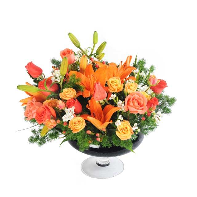 flower advisor lily vase