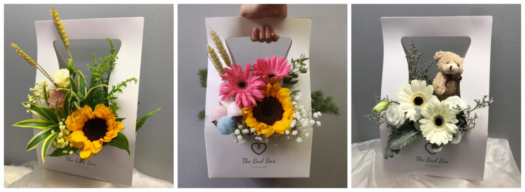 sunflower & daisy bloombox