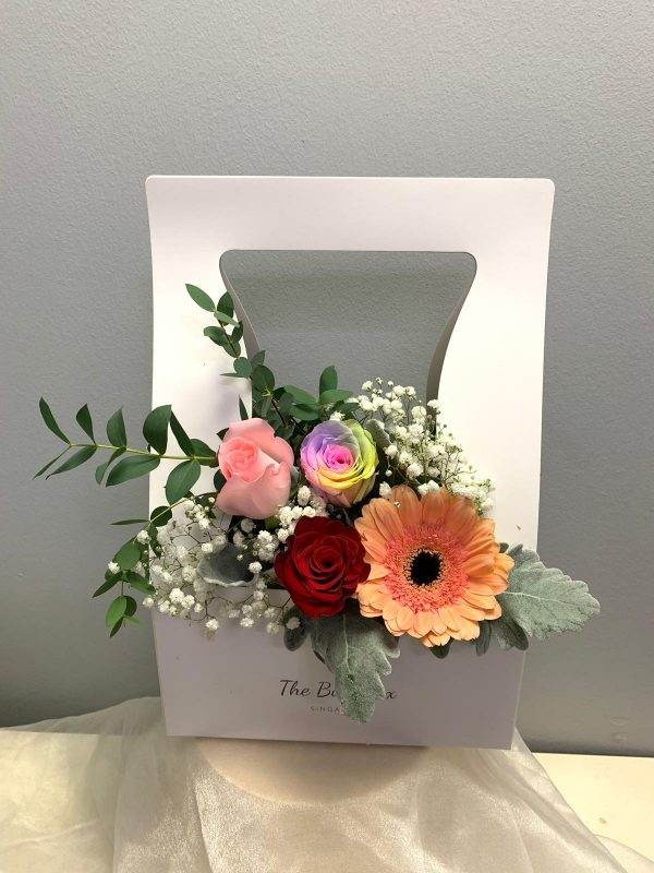 30 sep - cheap flower box in singapore $30