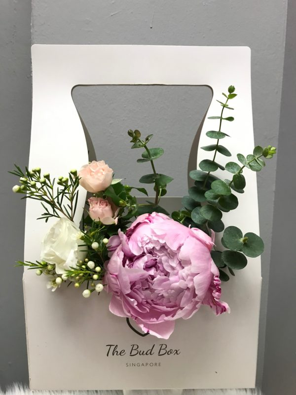 Peonies Bloombox