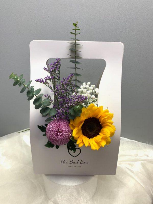 6-7 Feb Bloombox | Sunflower