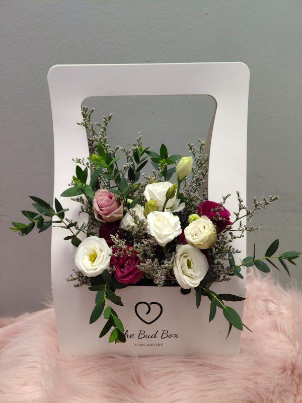 Eustoma Flower Box