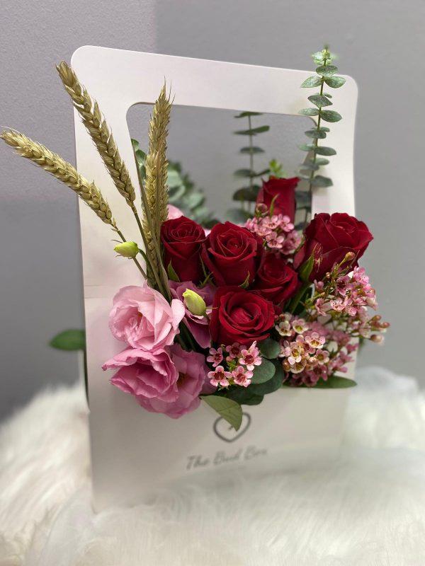 Rose Flower Box