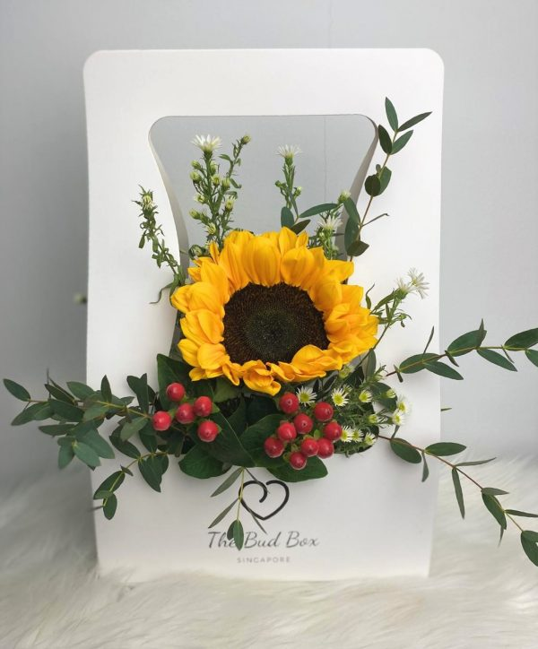 Sunflower Flower Bloombox