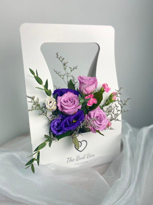 Yam Rose Flower Box
