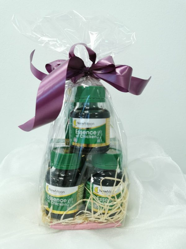 New Moon Chicken Essence Gift Hamper (Pack of 3)